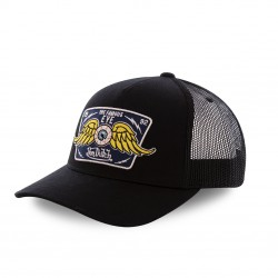 Casquette baseball filet Von Dutch New eye Noir