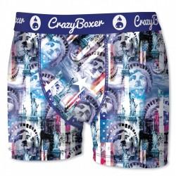 Boxer Homme Liberty CRAZY BOXER