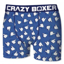 Boxer Homme Like CRAZY BOXER
