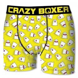 Boxer Homme Snap CRAZY BOXER