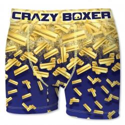 Boxer Homme Lingots CRAZY BOXER