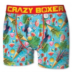 Boxer Homme Summer CRAZY BOXER