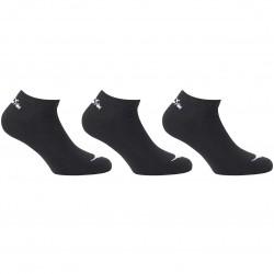 Lot de 3 Paires de Sneakers Diadora Noir