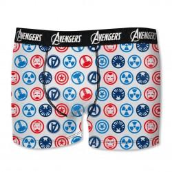 Boxer coton garçon Avengers