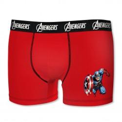 Boxer coton garçon Captain America