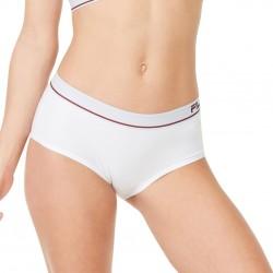 Boxer Coton femme Fila 6047 Blanc
