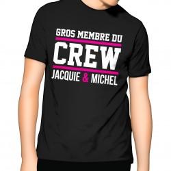 T-shirt Homme Jacquie et Michel Crew