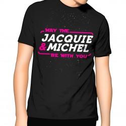 T-shirt Homme Jacquie et Michel