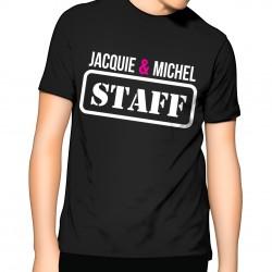 T-shirt Homme Jacquie et Michel Staff
