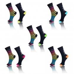 Lot de 10 paires de chaussettes Femme Little Marcel