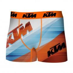 Boxer homme microfibre KTM5 Bleu