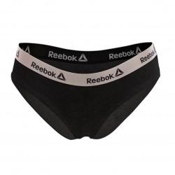 Lot de 2 culottes  en coton femme Reebok 9310 Noir