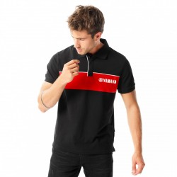 Polo Homme YAMAHA Bicolore