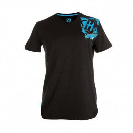 T-shirt Boyz Babyz Racing Bleu