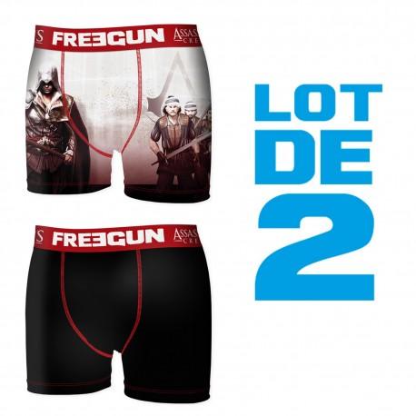 Boxer Boyz Lt3 Assassin's Creed