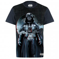 T-shirt Homme Star Wars Dark Vador 3D