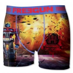 Boxer Boyz Transformers Optimus Prime