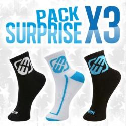 Chaussettes Homme Pack Surprise X3
