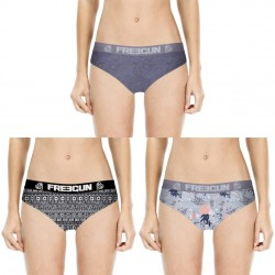Lot de 3 boxers fille FREEGUN