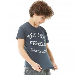 T-Shirt Garçon FREEGUN Est