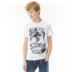 T-Shirt Garçon FREEGUN Storm Rider