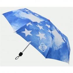 Parapluie Freegun Stars Pliable Bleu