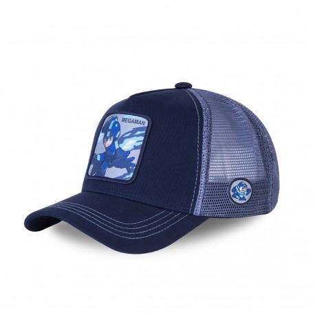 Casquette Capslab Megaman X Bleu