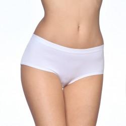 Boxer coton femme Fila 6052 Blanc