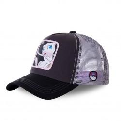 Casquette Capslab Pokemon Mew Gris