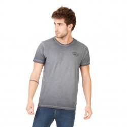 T-shirt homme Von Dutch Gardy Gris Anthracite