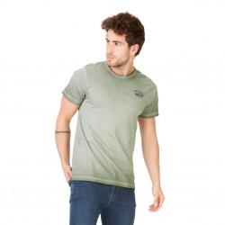 T-shirt homme Von Dutch Gardy Vert Kaki